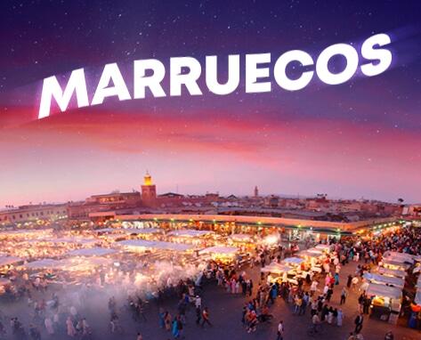 Circuitos por Marruecos